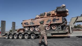 A török hadsereg tényleg bevonulna Líbiába