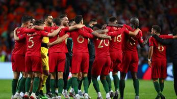 Budapesten lesz a portugálok bázisa a nyári futball-Európa-bajnokságon