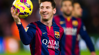 Messi lőtte a legtöbb gólt a 2010-es években
