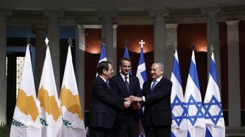 Izraellel juthat új gázforráshoz Európa