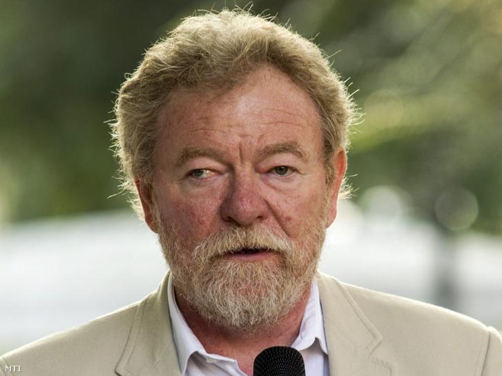 Donáth László 2014-ben