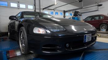 Totalcar Erőmérő: Mitsubishi 3000 GT V6-24V