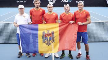 Tévedésből a román himnuszt játszották le az ausztrál tenisztornán