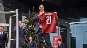 Ibrahimovic nem akar a Milan kabalafigurája lenni