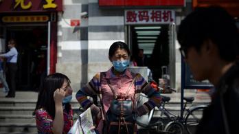 Megugrott a rejtélyes légúti betegségben szenvedők száma Kínában