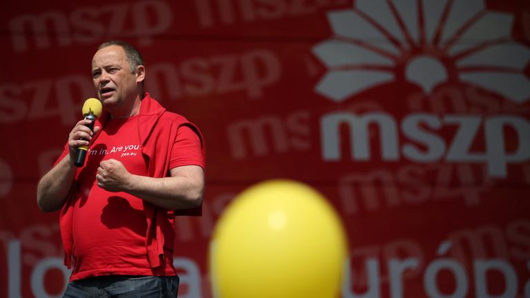 Szanyi Tibor otthagyja az MSZP-t