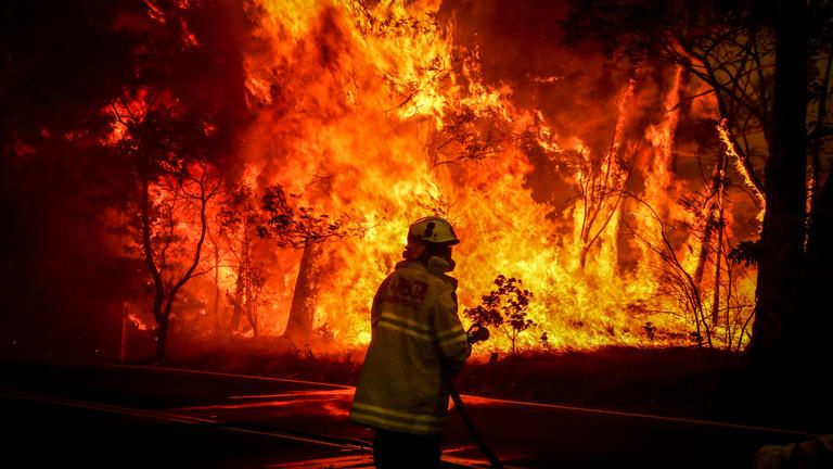 Kimondható, hogy a klímaváltozás miatt ég Ausztrália?
