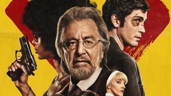 Al Pacino februártól nácikra vadászik az Amazonon