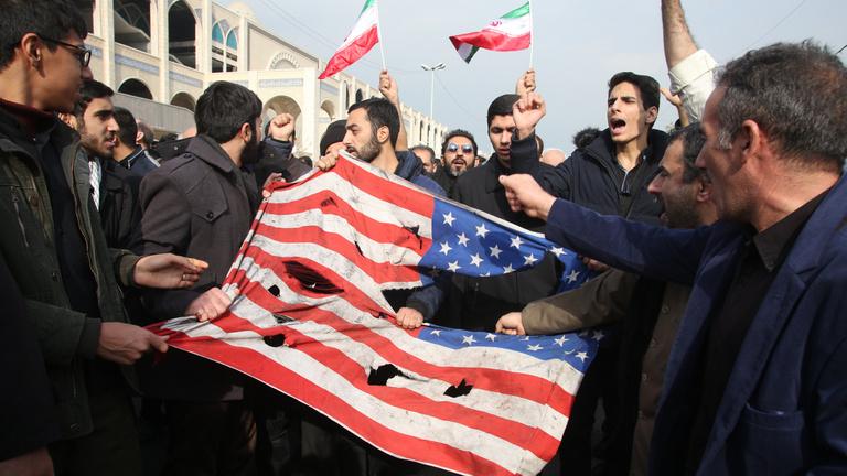 Irán bosszújától retteghet a világ