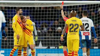 A tök utolsót nem tudta megverni a Barcelona