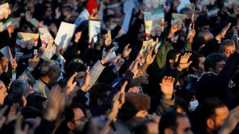 Irán: Mi választjuk meg az időpontot és a helyszínt