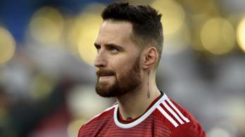 Lefokozta a Dinamo Kijev a magyar válogatott védőt