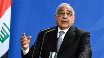 Az amerikai erők kivonását javasolja az iraki kormányfő