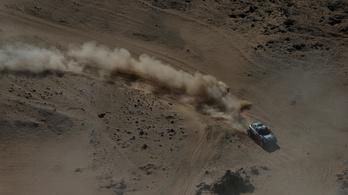 Elrajtolt a Dakar, Alonso 11. lett az első szakaszon