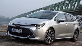 Teszt: Toyota Corolla Touring Sports 1.2 Turbo - 2020.