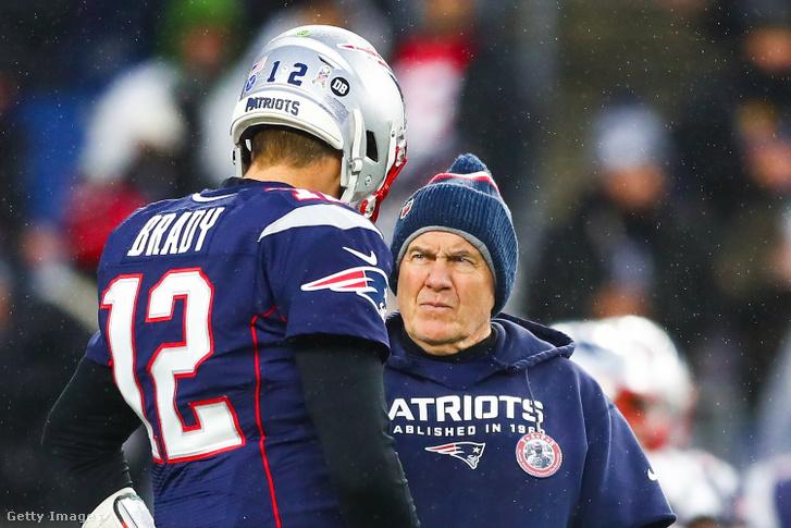 Tom Brady és Bill Belichick párosa rengeteg dolgot újraírt az NFL-ben, de lehet, hogy utoljára láttuk őket együtt