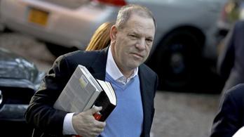 Kezdődik Harvey Weinstein büntetőpere