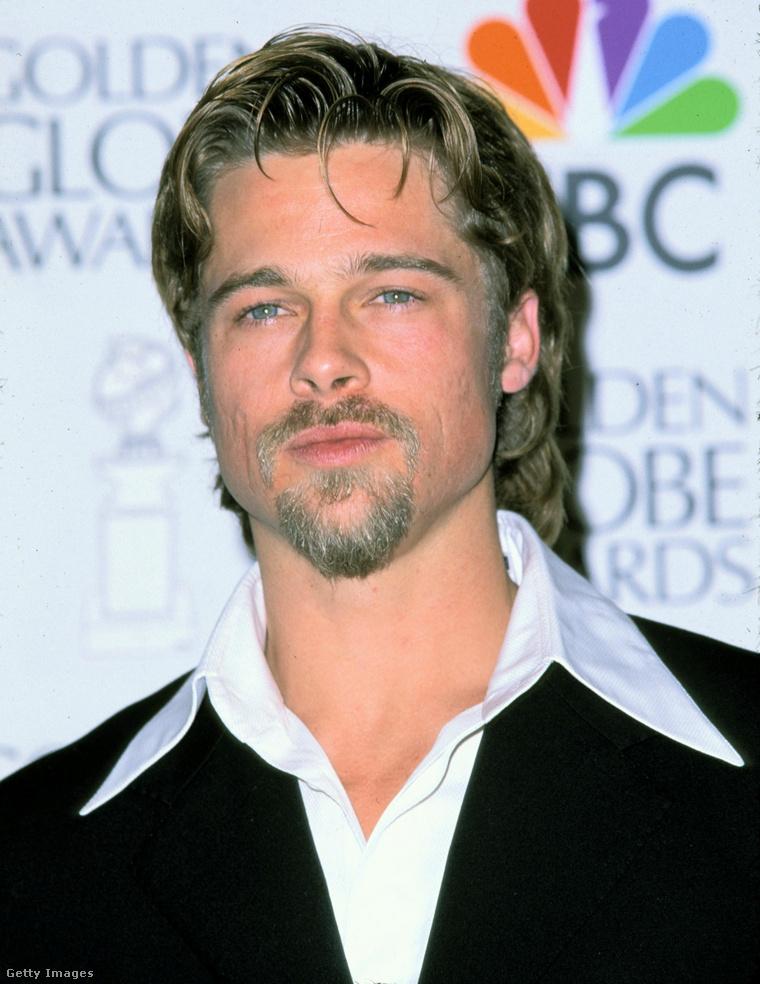 Brad Pitt 1996-ban a legjobb férfi mellékszereplő díját nyerte el, a 12 majom c. filmben nyújtott alakításáért.