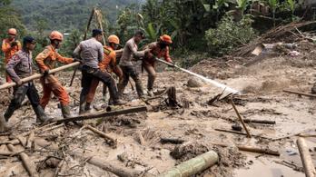 Tovább nőtt a jakartai árvíz áldozatainak száma