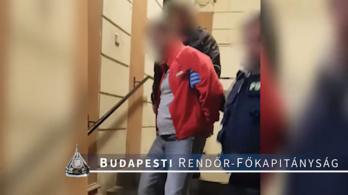 Letartóztatták a férfit, aki a XI. kerületben nyakon szúrta a volt barátnőjét