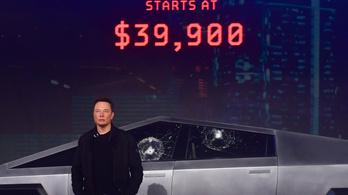 2,5 ezer milliárd forintot vesztettek azok, akik a Tesla bukására fogadtak