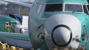 Újabb bajra derült fény a Boeing 737 Maxoknál