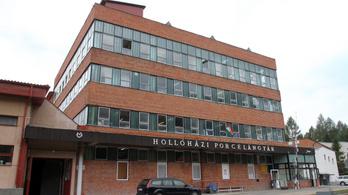 Eladja az állam a Hollóházi Porcelángyárat