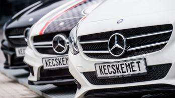 Létszámcsökkentés a kecskeméti Mercedesnél
