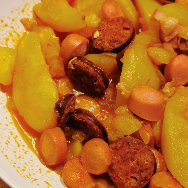A szaftja a legjobb - A klasszikus paprikás krumplit mindenki szereti