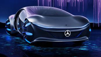 Vision AVTR: ötletparádé a Mercedestől