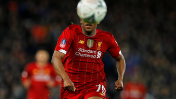 Nike mezben játszik a következő szezontól a Liverpool