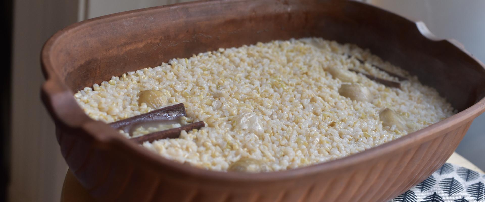 sutoben sul barna rizs cover