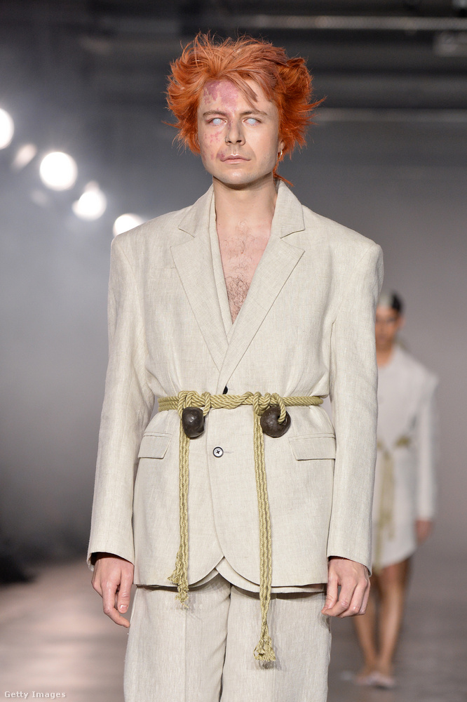 Ezek szerint így néz ki egy brit diák, miután elvégezte a Képzőművészeti Iskolát? Elég kemény lehet ez az Art School!