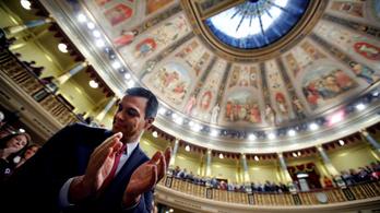 Pedro Sánchez lesz az új spanyol kormányfő