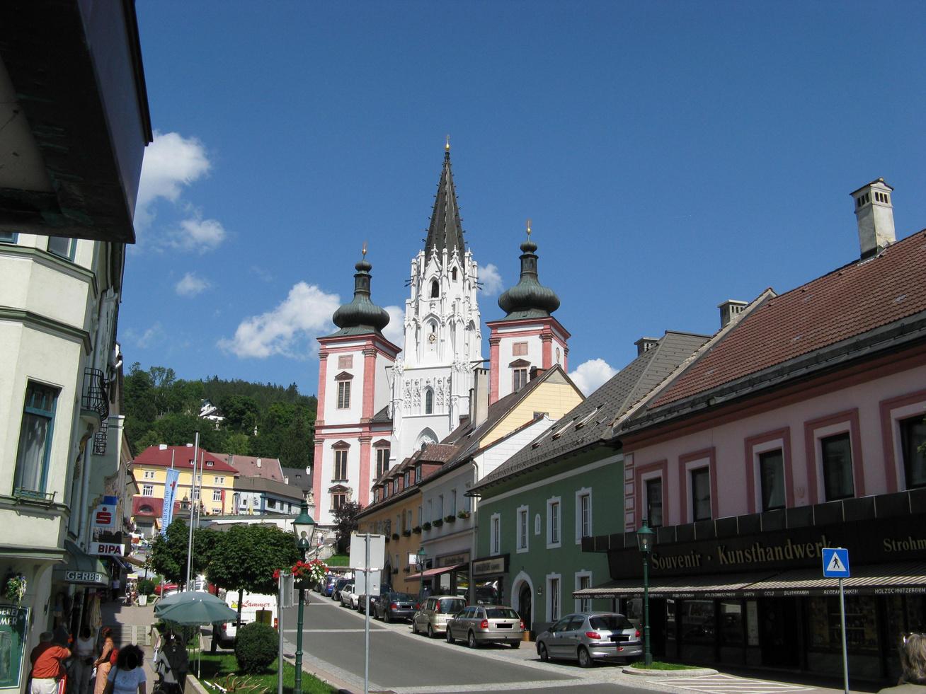 Basilika von Mariazell 01