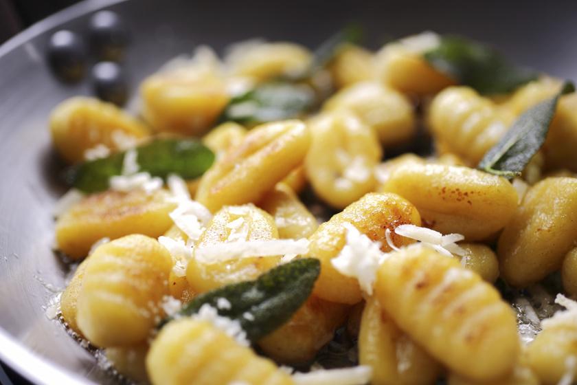 vajon sült gnocchi recept