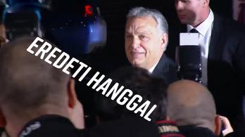 Megtaláltuk Orbán kifütyülésének eredeti felvételét