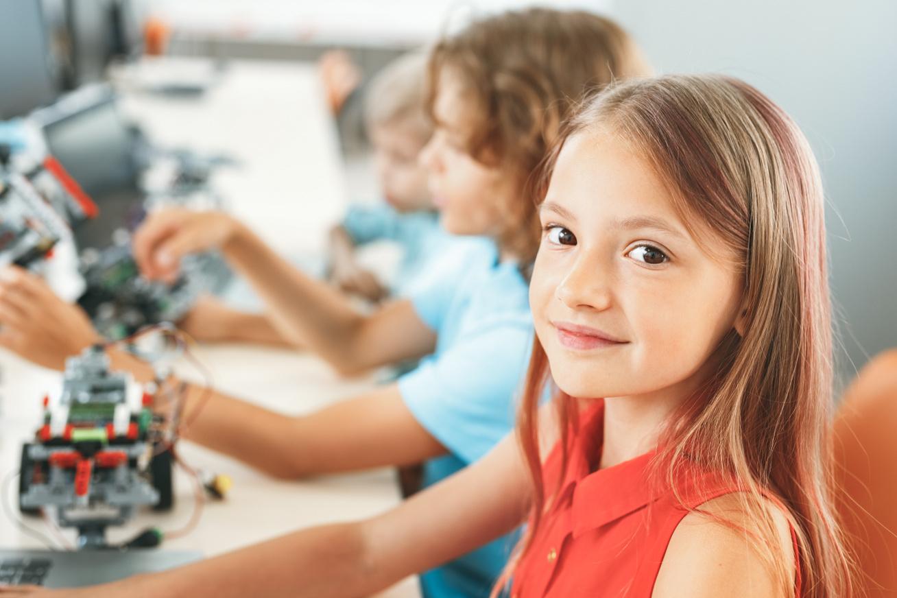 robot gyerekprogram