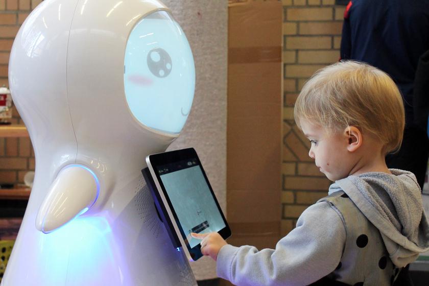 port.hu gyerekprogram robot 1
