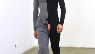 Kivillanó, de kikockázott péniszekkel tette izgalmasabbá bemutatóját egy londoni tervező