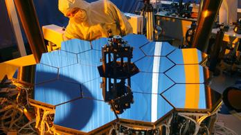 Talán most már tényleg fellövik a 9,7 milliárd dolláros űrteleszkópot