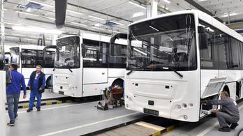 2,8 milliárd forintért vesz Volvo buszokat a Volán