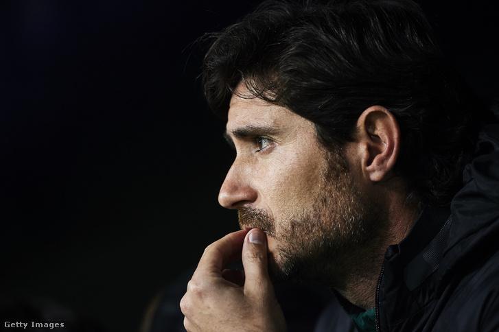 Victor Sánchez, a Málaga edzője