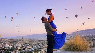Ez a házaspár havi 55 ezer forintból utazza körbe a világot