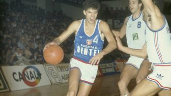 Dražen Petrović az összes sporteredményért hazatelefonált Amerikából