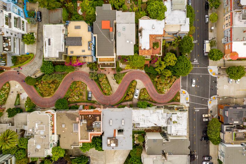 A világ legszebb utcái: olyan, mintha egy festményben járnánk