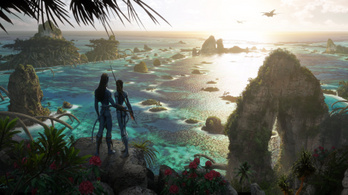 James Cameron megosztott pár képet az Avatar 2-ről