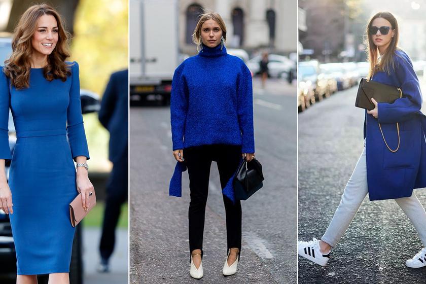 2020 divatszíne nőies és elegáns egyben: így viseld a klasszikus kéket, hogy a legcsinosabb legyen