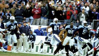 Oda se figyelt edzésen, az NFL egyik legnagyobb csodája lett belőle