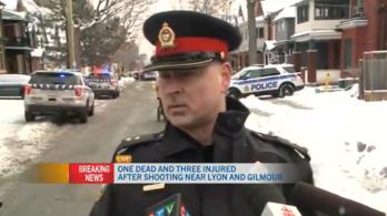 Lövöldözés Ottawa központjában: a rendőrség keresi az elkövetőt